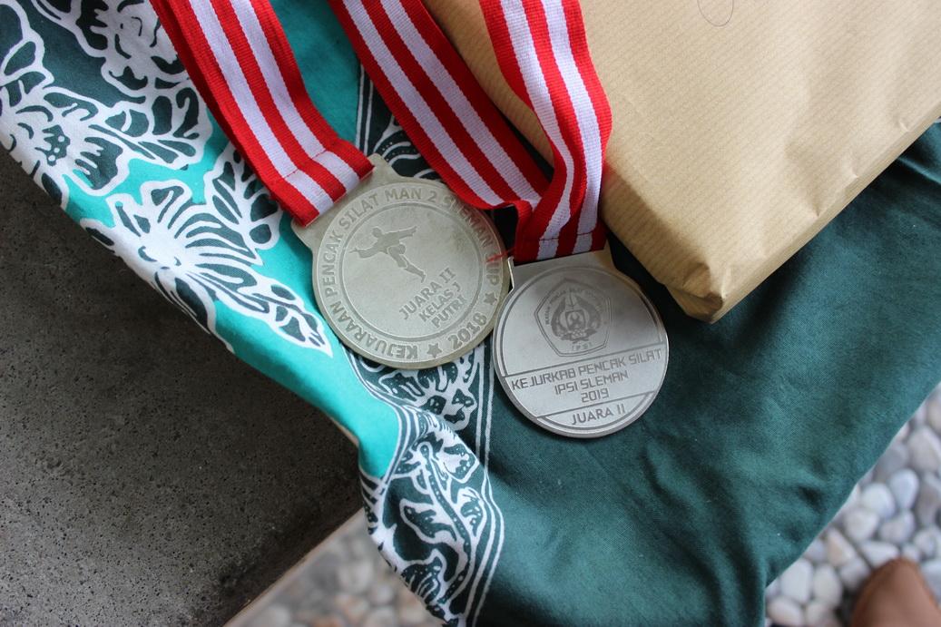 Medali Pencak Silat